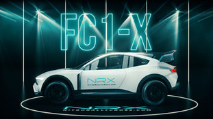 NITRO RALLYCROSS UNVEILS BODYWORK FOR ONE OF THE FASTEST RACE CARS ON EARTH