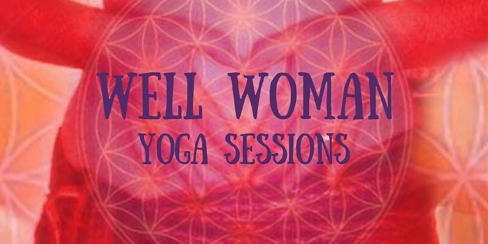 Well Woman Yoga with Ali Mitchell