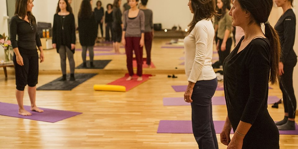 Yoga Workshop with Hayley North