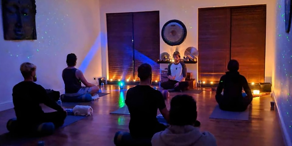 Boreas Healing - Twilight Session