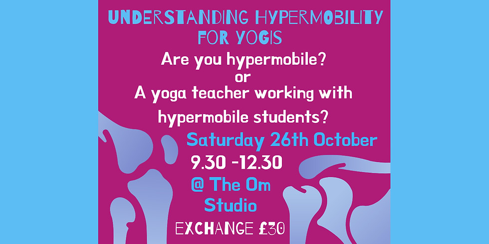 Understanding Hypermobility for Yogis with Ali Mitchell