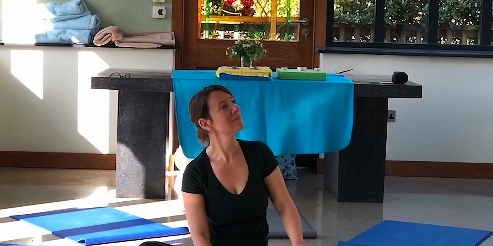 Deepening Yoga Practice with Hayley North
