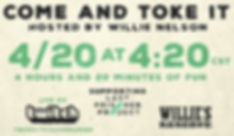 Lucky Reunion_Come And Toke It_Willie Ne