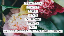 Kindness Counts: 30 Day Challenge