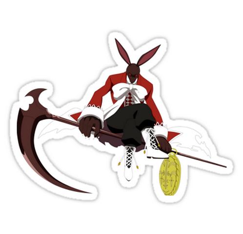 SRBB0907 Pandora hearts Car Window Decal Sticker anime