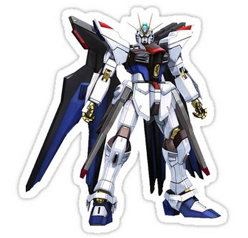 SRBB0308 Gundam Seed :Strike Freedom Car Window Decal Sticker anime