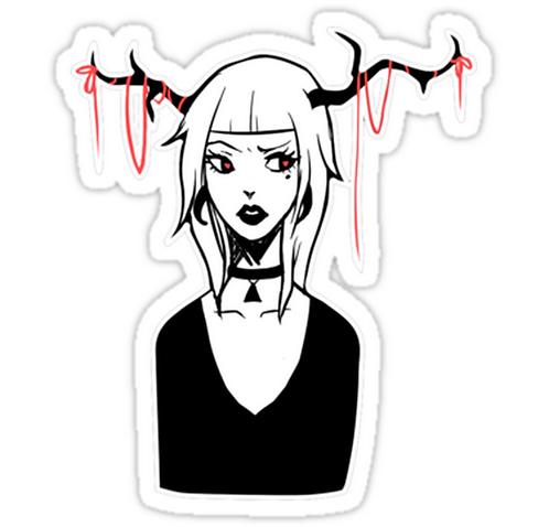SRBB0851 FATE Car Window Decal Sticker anime
