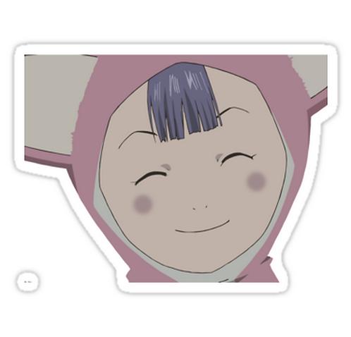 SRBB1344 Pino ergo proxy Car Window Decal Sticker anime