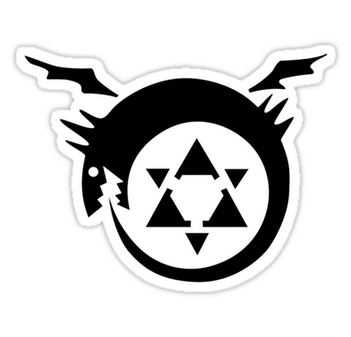 SRBB1144FMA anime sticker