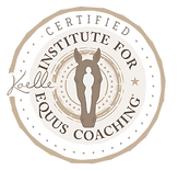 Koelle institute for equus coaching certifid seal