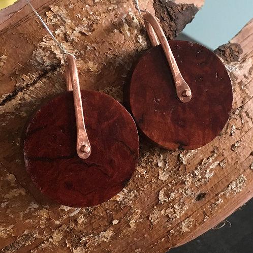 Manzanita medallions