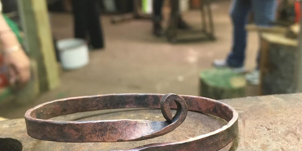 Copper forging  (1)
