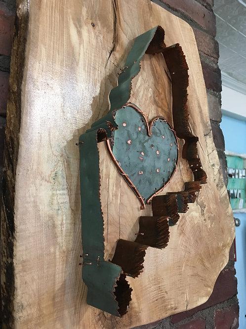 Maine's Heart