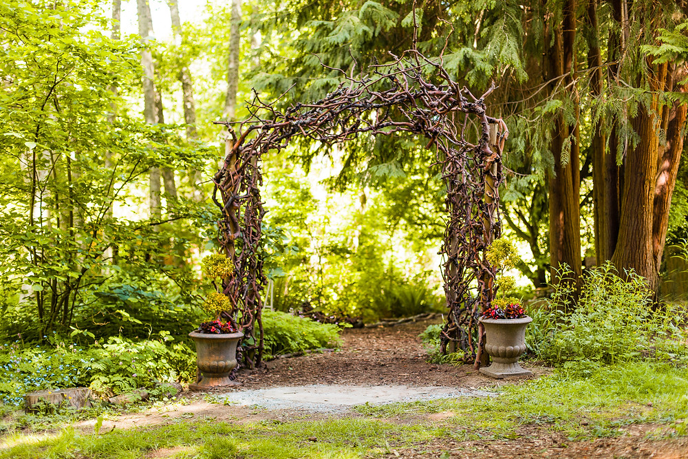 Madrona Arbor built by Vera at Village Green 2016