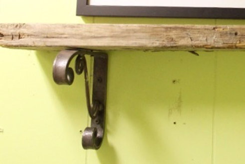 Hand forged Shelf brackets