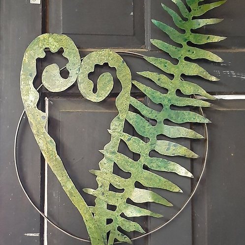 Ferns and fiddleheads