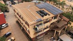Empower og Norfund: Investeringer i lokal solenergi gir lavere  strømpriser for Afrika's bedrifter.
