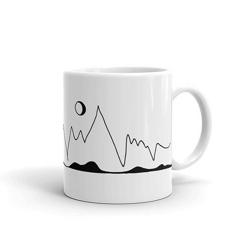 Jennifer H's Mountainscape