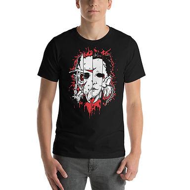 Horror Short-Sleeve Unisex T-Shirt
