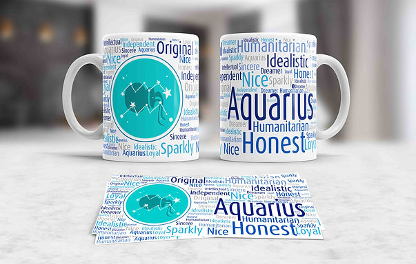 Zodiac Mugs pack 1