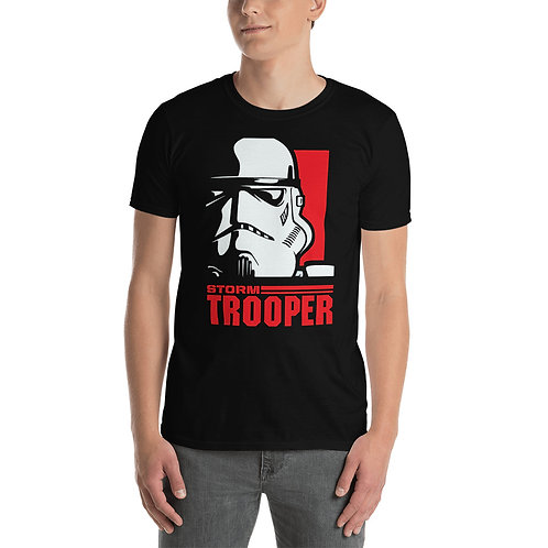 Storm Trooper Graphic Short-Sleeve Unisex T-Shirt