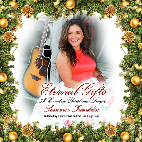 "AUTOGRAPHED ""Eternal Gifts"" Single CD (physical)"