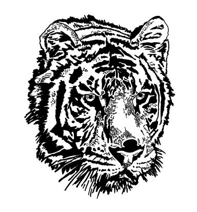 Tiger Inking