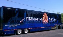 Johnson Band Trailer
