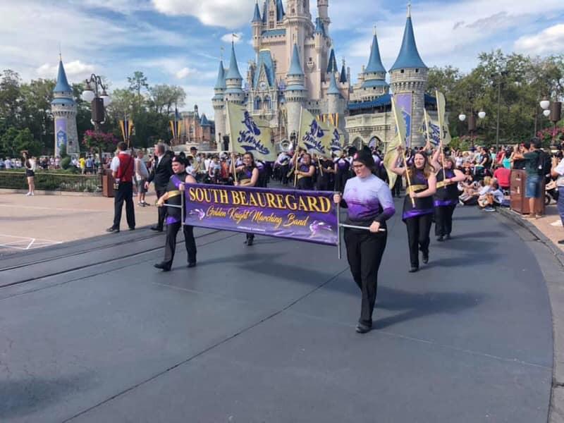 South Beauregard banner