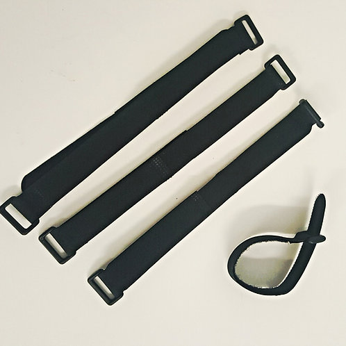 VELCRO HEAVY DUTY CABLE STRAPS (10 PACK)