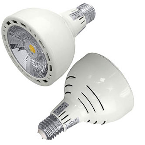35w Led Cob Par30 Jewelry Track Lighting Bulb