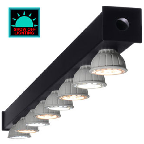 LED Aluminum Light Bars 6ft & 8ft lengths