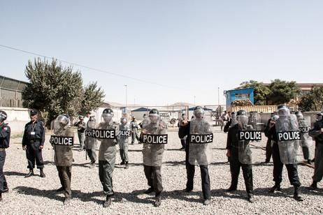 Afghan Police Training #020