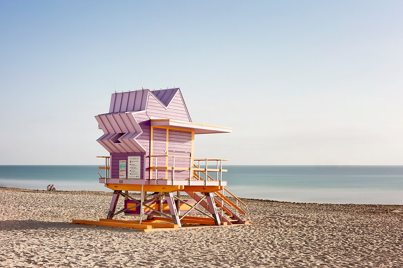 Miami Beach #054 - Limited Edition