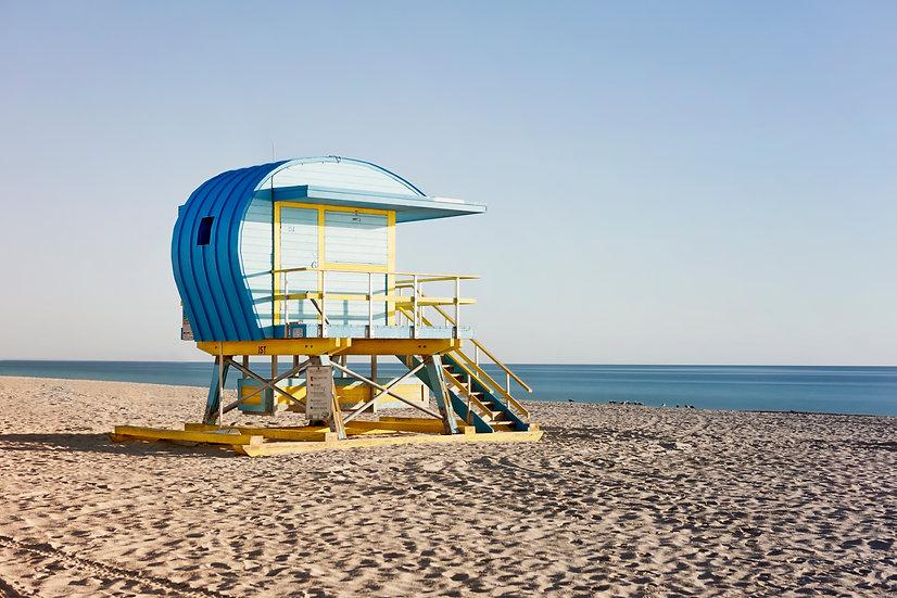 Miami Beach #105 - Limited Edition