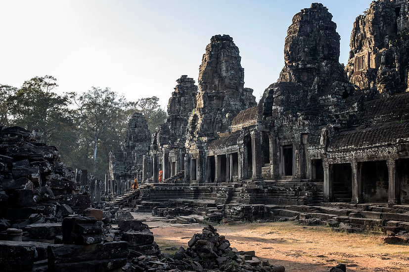 The Bayon #541 - Limited Edition
