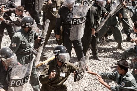 Afghan Police Training #013