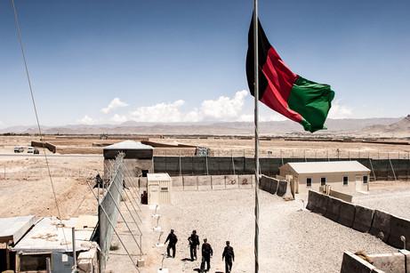 Afghan Police Training #019