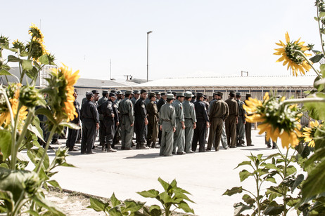 Afghan Police Training #015