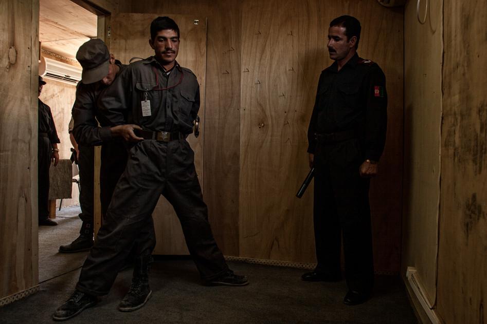 Afghan Police Training #022