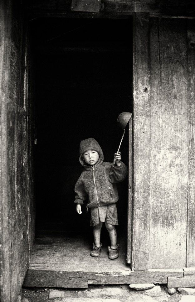 Young Sherpa Boy #051