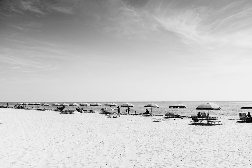 Summer at Cape Florida #010 - Limited Edition
