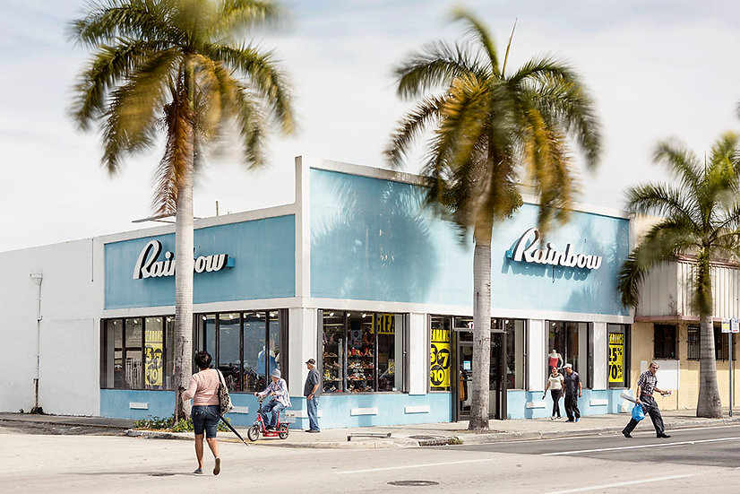 Calle Ocho #044 - Limited Edition of 25