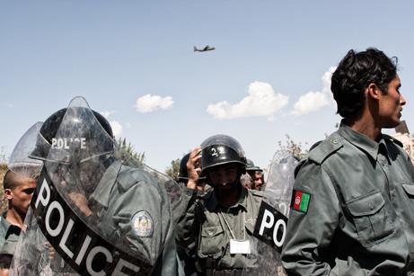 Afghan Police Training #003