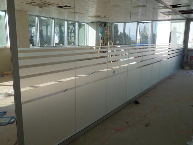 Glastrennwände (1)