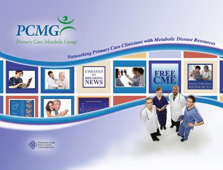 PCMG trade show banner design