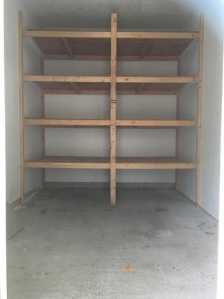 Inside Storage Unit