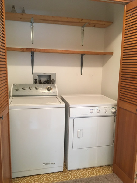 Washer / Dryer