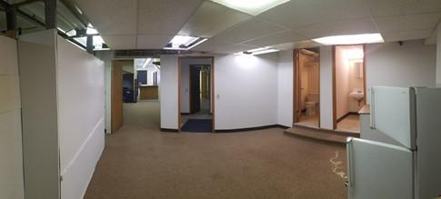 Breakroom area