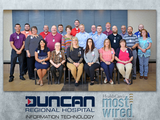 Duncan Regional Hospital Named 2017 Most Wired